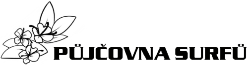 Půjčovna surfů Logo